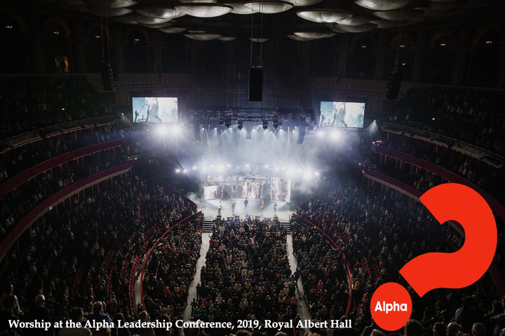 ALPHA LEADERSHIP CONFERENCE BLANKS OUT ABORTION BUT SAYS IT'S SAVING BABIES