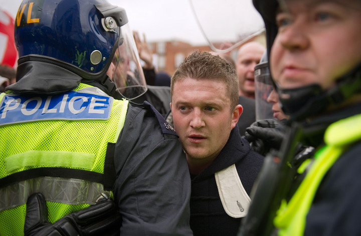 The real danger is not Tommy Robinson, but the Left, radical Islam and socialism
