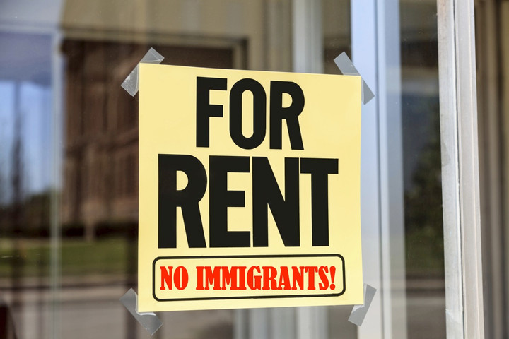 Requiring landlords to check immigration status of tenants is racist?