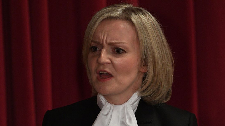 """""""WHY CAN'T A WOMAN BE LIKE A MAN?"""" ASKS LIZ TRUSS, MINISTER FOR WOMEN"""