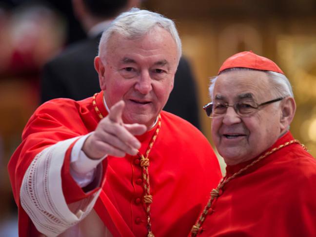 CARDINAL NICHOLS HID PREDATORS TO PROTECT CHURCH'S REPUTATION