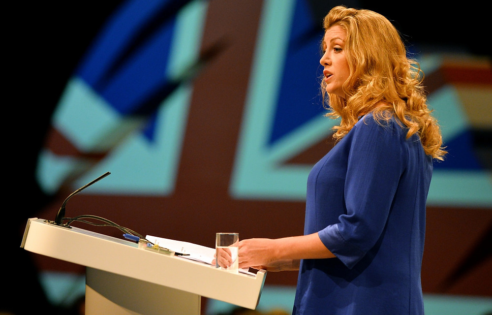 Penny Mordaunt, Women and Equalities Minister