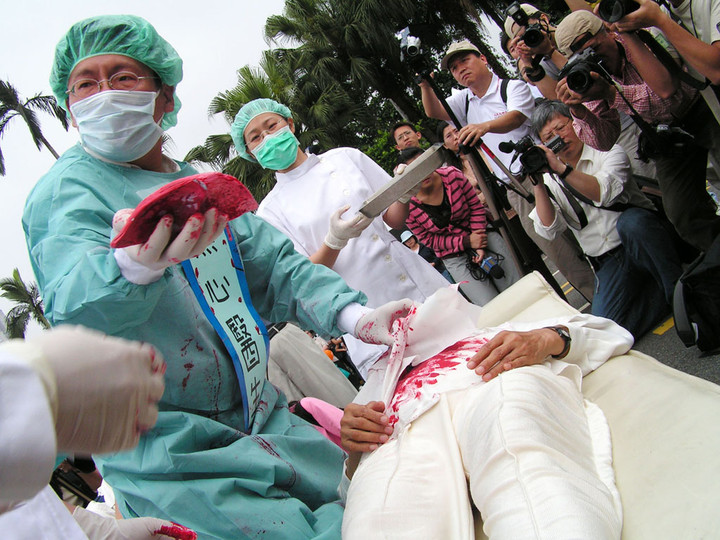Communist China is harvesting the organs of its Muslim minority. Lefties are silent