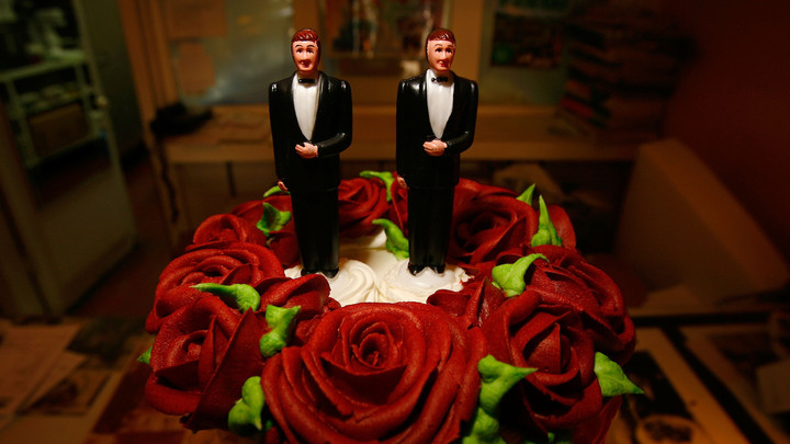 Gay cake ruling puts freedom in its coffin