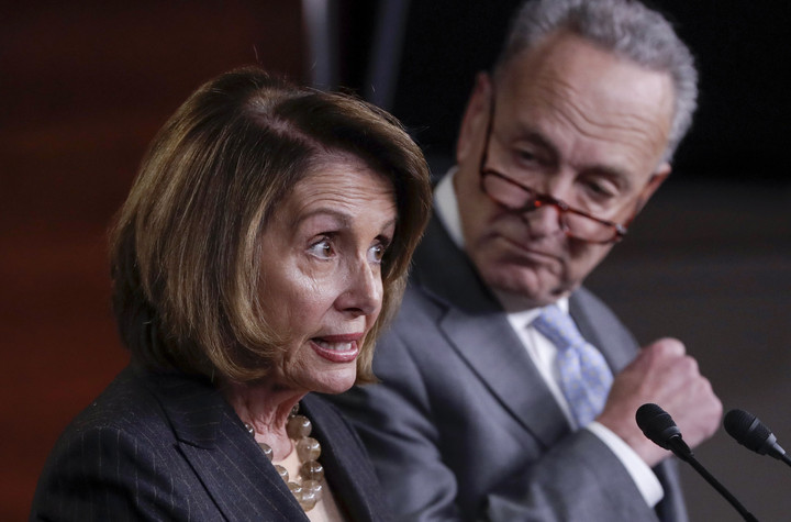 The Democrats' seismic shift on immigration