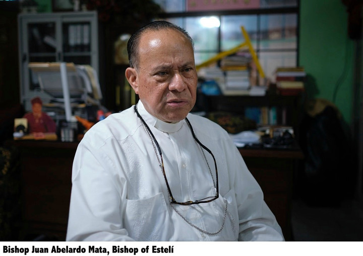 Bishop blames Marxism for rising persecution of Catholics in Nicaragua