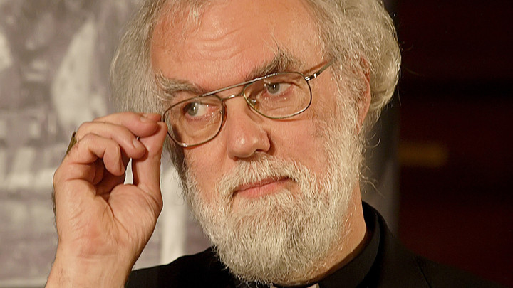 In a parallel universe, Rowan Williams turns Right