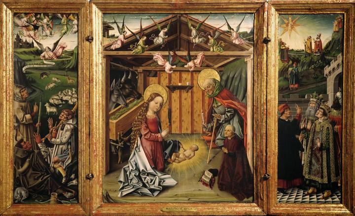 An Elegy to the Virgin Birth