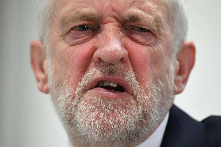 """Jews used irony and wrote history when Jeremy Corbyn's ancestors were """"brutal savages"""""""