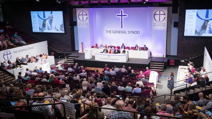 Church of England's Synod may abolish Holy Trinity to include Muslims