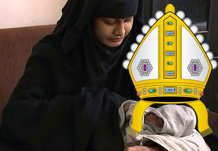 Bishops supporting ISIS-bride Shamima Begum have no vocabulary for evil