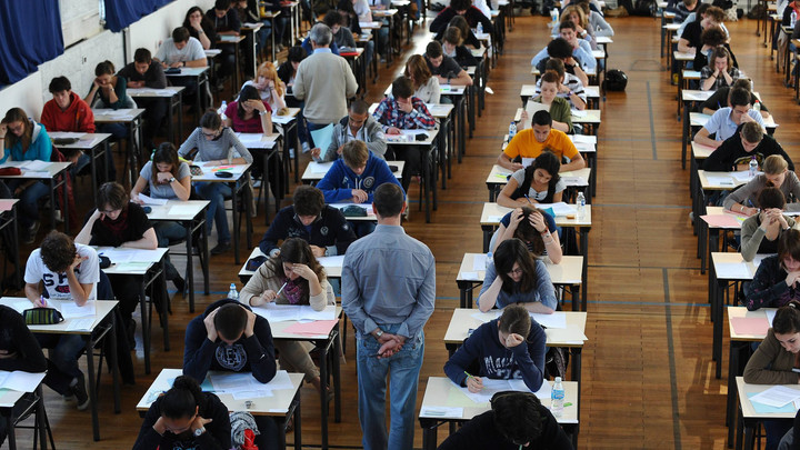 "U.K. SCHOOL EXAMS HAVE BECOME A STALINIST TEST FOR ""HALAL"" ORTHODOXY"