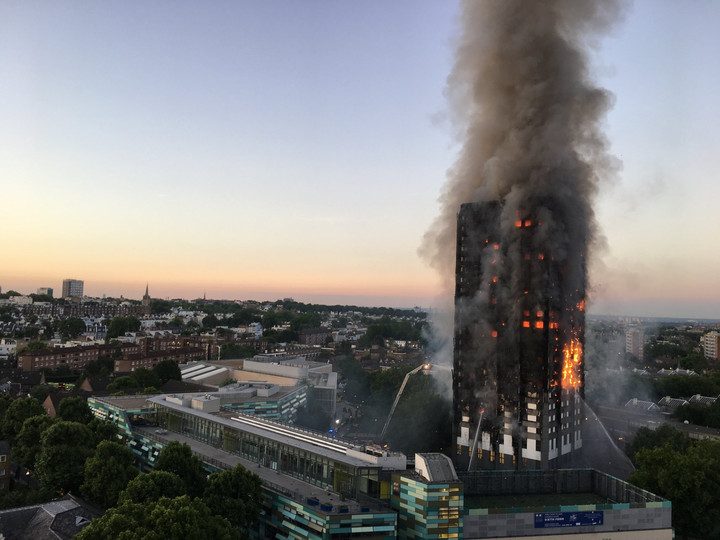 Grenfell Tower and the human rights humbug