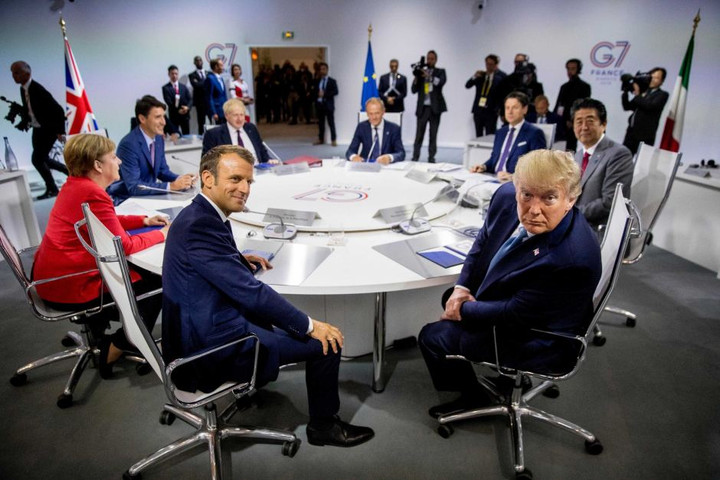 G7 REJECTS RADICAL ABORTION PUSH