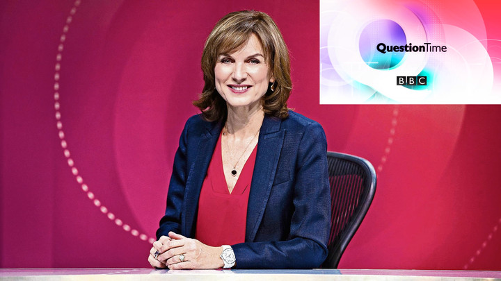 Thou shalt not debate the morality of homosexuality on BBC Question Time