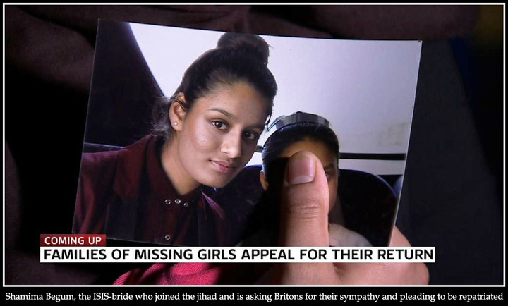 Shamima Begum and the myth of Islamic deradicalisation