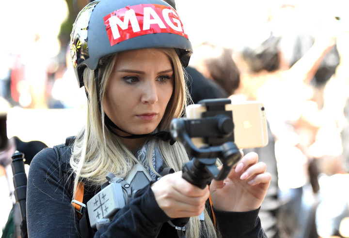 Lauren Southern and the Islamic Police State of Great Britain