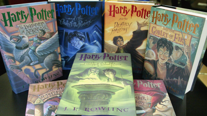 Priest pulls Harry Potter books from school for 'curses' and 'spells'