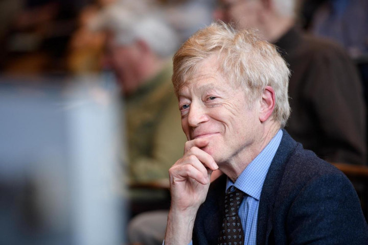 Roger Scruton makes conservatism intelligent again
