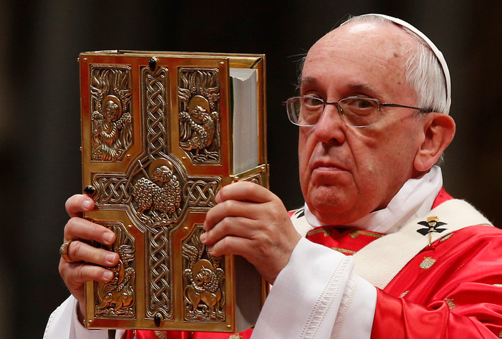 Pope Francis' new teaching on the death penalty rewrites the Bible