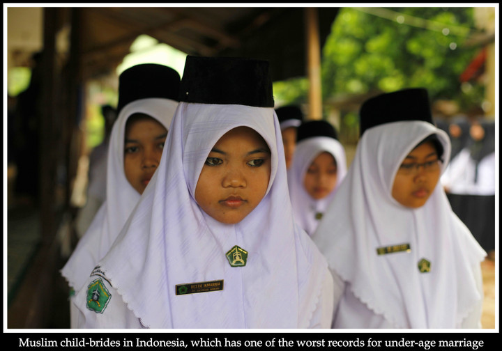 "ECHR ban on calling Muhammad ""paedophile"" damns Muslim child-brides to terminal abuse"