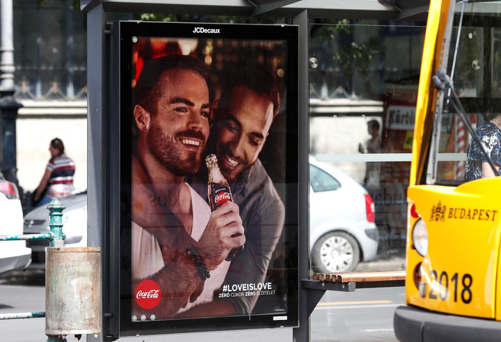 COCA-COLA DROPS PRO-GAY AD CAMPAIGN IN HUNGARY AFTER BOYCOTT BACKLASH