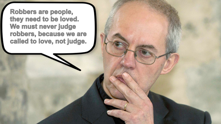 The Parable of the Good Samaritan according to Archbishop Justin Welby