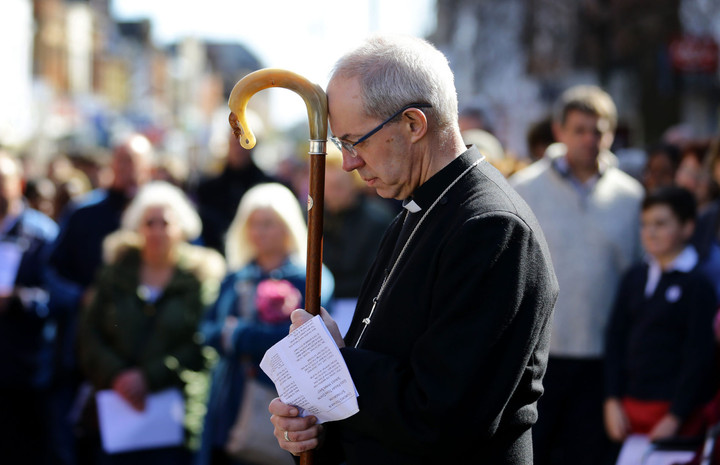 Deluded beyond belief – why Welby can't say sorry over Bishop Bell