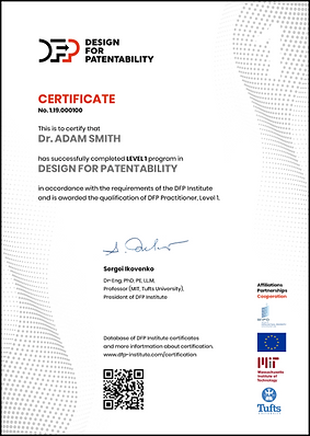 DfP_Level 1 Certificate.png