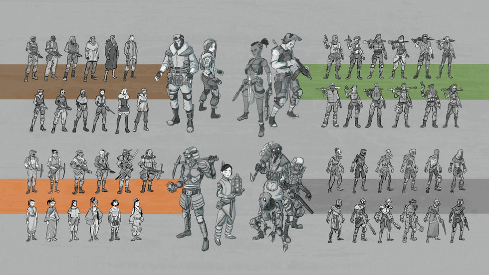 TGP Factions