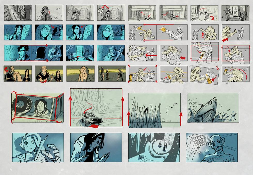 TGP Storyboards