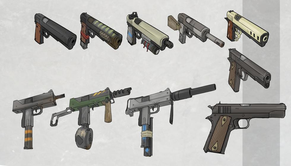 TGP Light Guns