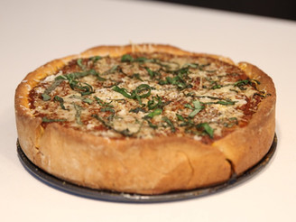 Episode 1: CHICAGO - Deep Dish Pizza