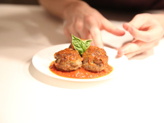 Goodness Gracious MEATBALLS of Fire!