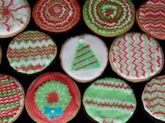 Holiday Cookies: Royal Icing