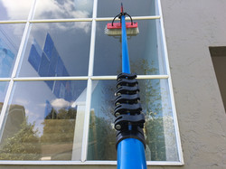 Special Cleaning for 2nd Story, 3rd Story Windows, Home, Residential, Deltona, DeBary, DeLand, Orang