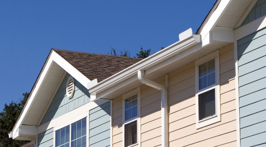 Facia, Soffits, Gutter Cleaning Service, Deltona, Debary, Deland, Orange City, Heathrow, Sanford, FL