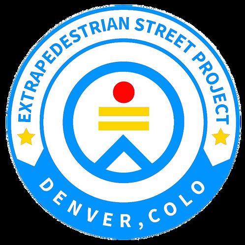 Round ESP Sticker