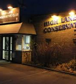 High Lane Conservative Club pictures