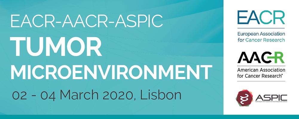 EACR-AACR-ASPIC- Tumor Microenvironment Lisbon