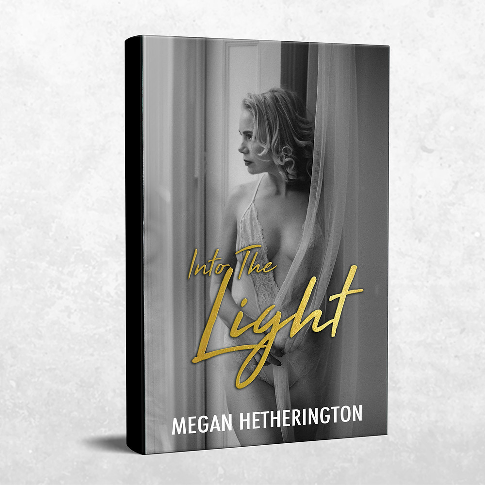 The cover for Into The Light has finally been revealed and it's gorgeous 😍