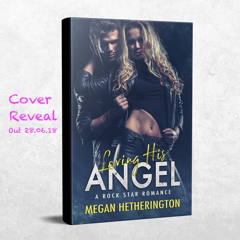 Release date of Loving his Angel, A Rock Star Romance.  28th June, 2018