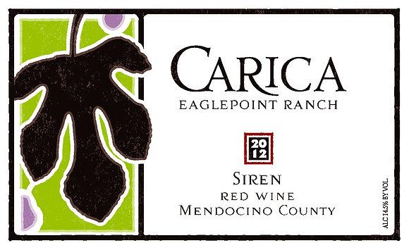 2012 'Siren' Rhone-style Red Blend, Mendocino
