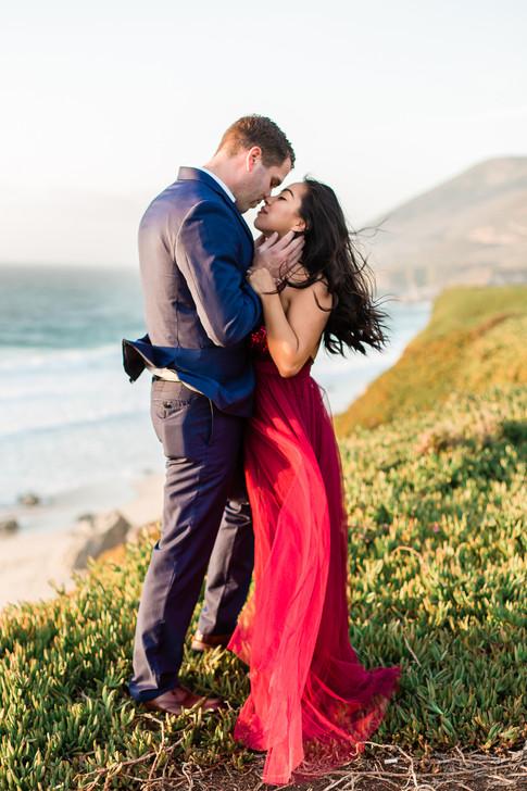 Big sur wedding photographer