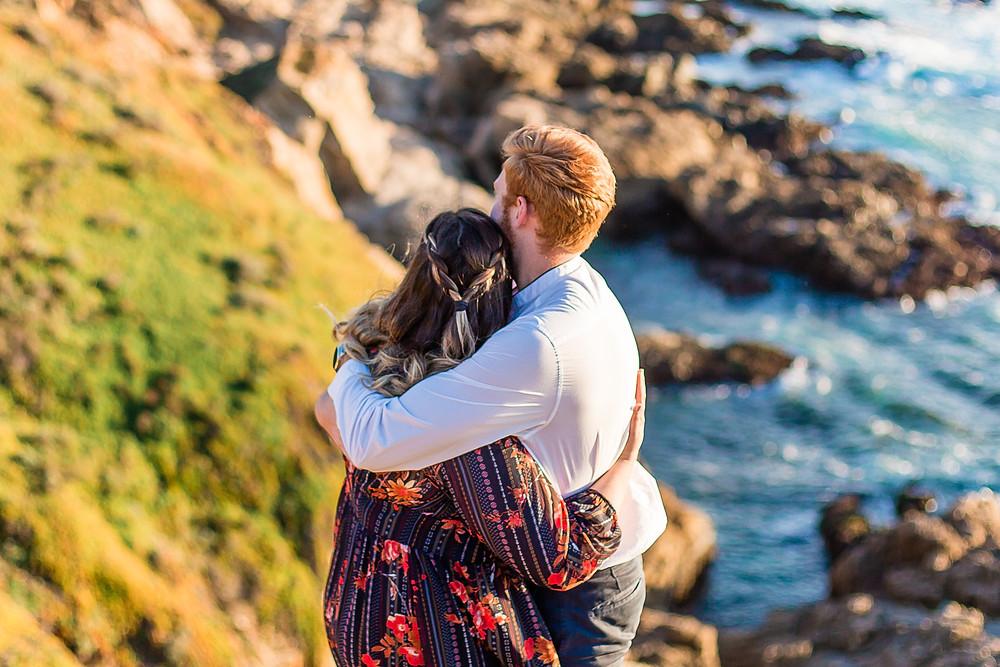 Big Sur Engagement Session