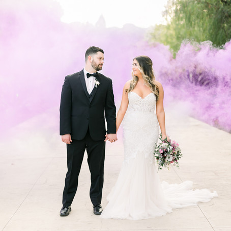 Lavender & Blush Wedding Inspiration