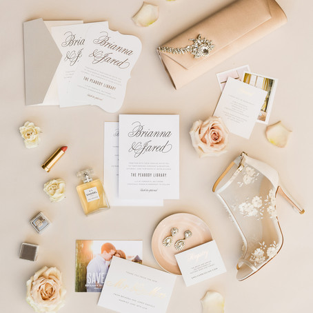 5 Reasons to Love Basic Invite Wedding Invitations & Place Cards