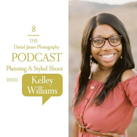 Featured on The Daniel James Photography Podcast