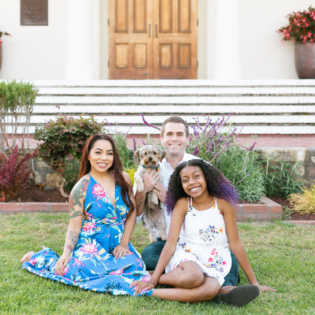 Anniversary & Family Session