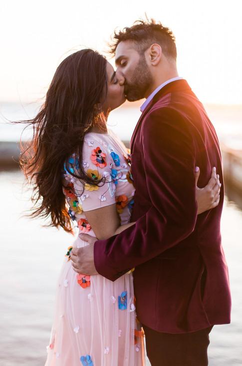 Monterey Engagement Photographer